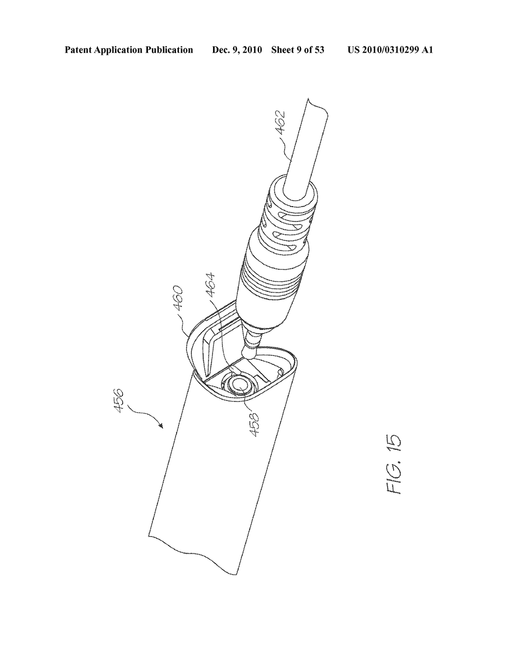 ELECTRONIC IMAGE-SENSING PEN WITH FORCE SENSOR AND REMOVEABLE INK CARTRIDGE - diagram, schematic, and image 10