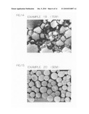 Inorganic-polymer composite material, adhesive layer, and adhesive film diagram and image