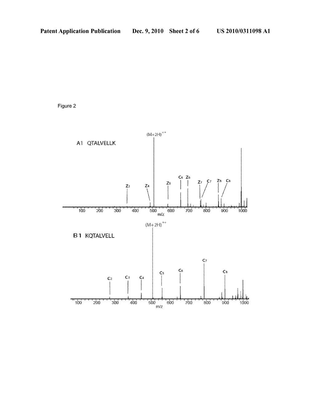 METHOD FOR DETERMINING THE AMINO ACID SEQUENCE OF PEPTIDES - diagram, schematic, and image 03
