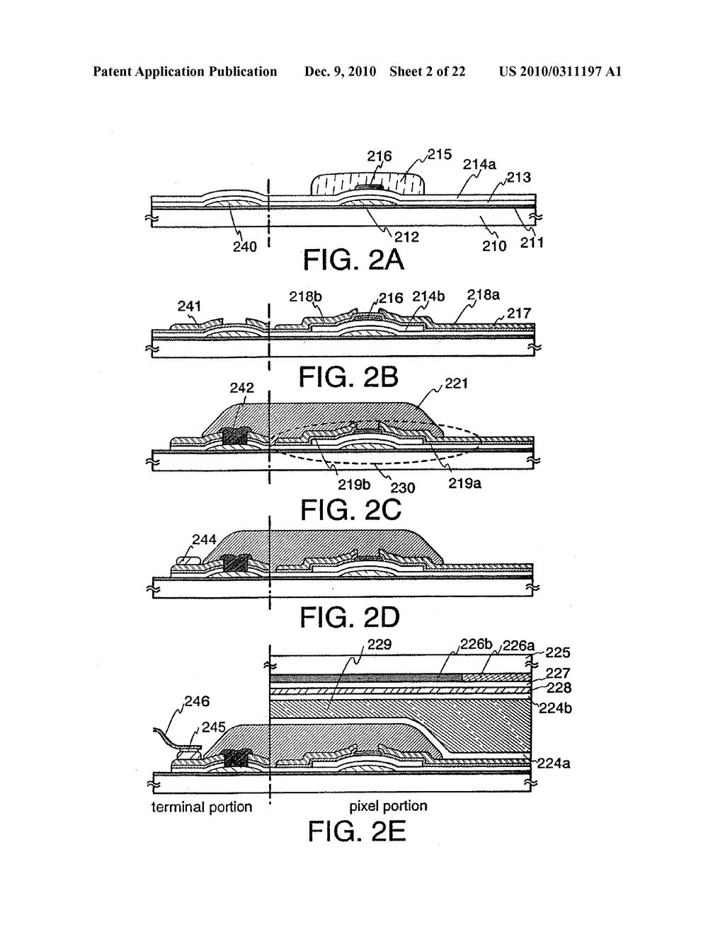 LIQUID CRYSTAL DISPLAY DEVICE AND METHOD FOR MANUFACTURING THE SAME - diagram, schematic, and image 03