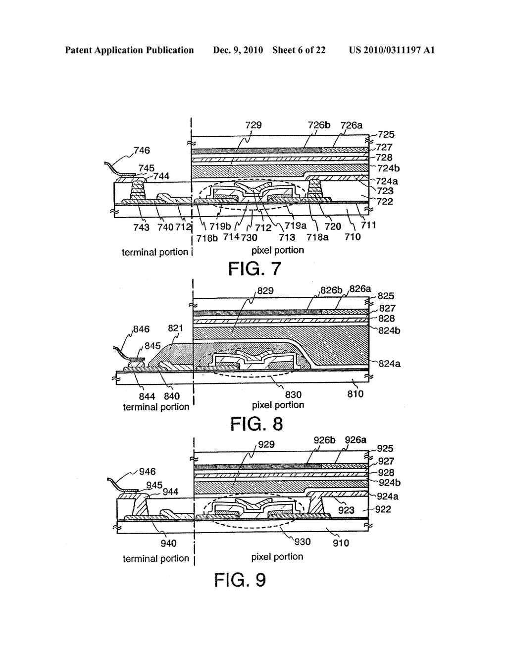 LIQUID CRYSTAL DISPLAY DEVICE AND METHOD FOR MANUFACTURING THE SAME - diagram, schematic, and image 07