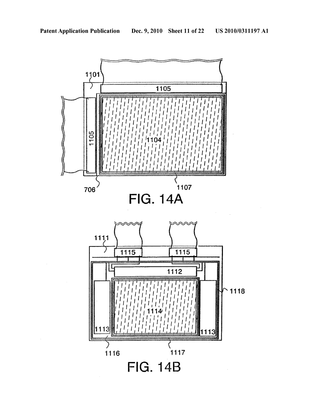 LIQUID CRYSTAL DISPLAY DEVICE AND METHOD FOR MANUFACTURING THE SAME - diagram, schematic, and image 12