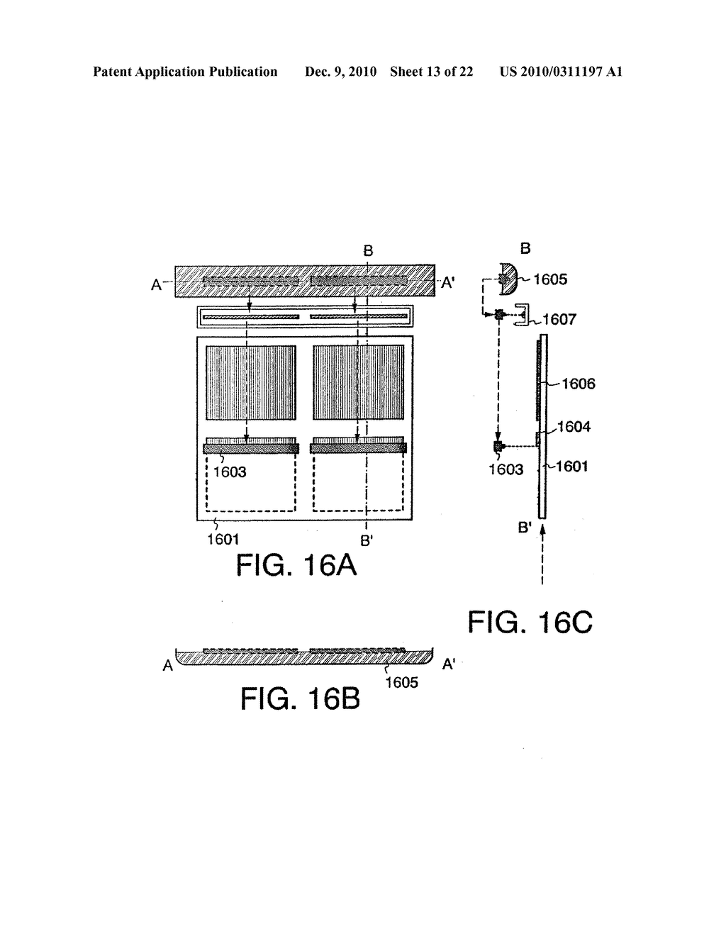 LIQUID CRYSTAL DISPLAY DEVICE AND METHOD FOR MANUFACTURING THE SAME - diagram, schematic, and image 14