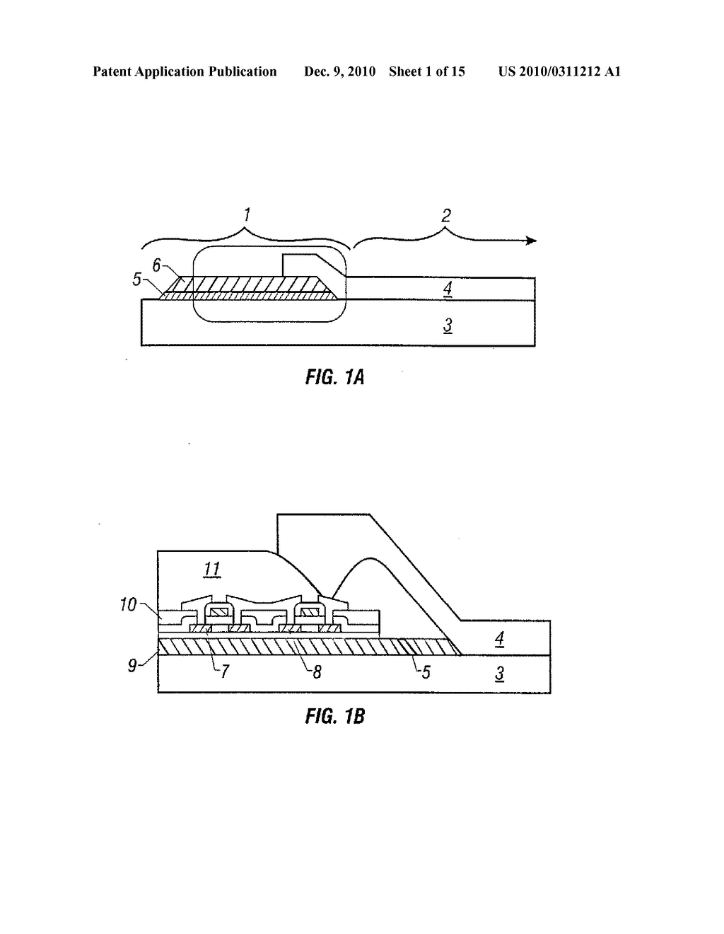 METHOD FOR PRODUCING DISPLAY DEVICE - diagram, schematic, and image 02