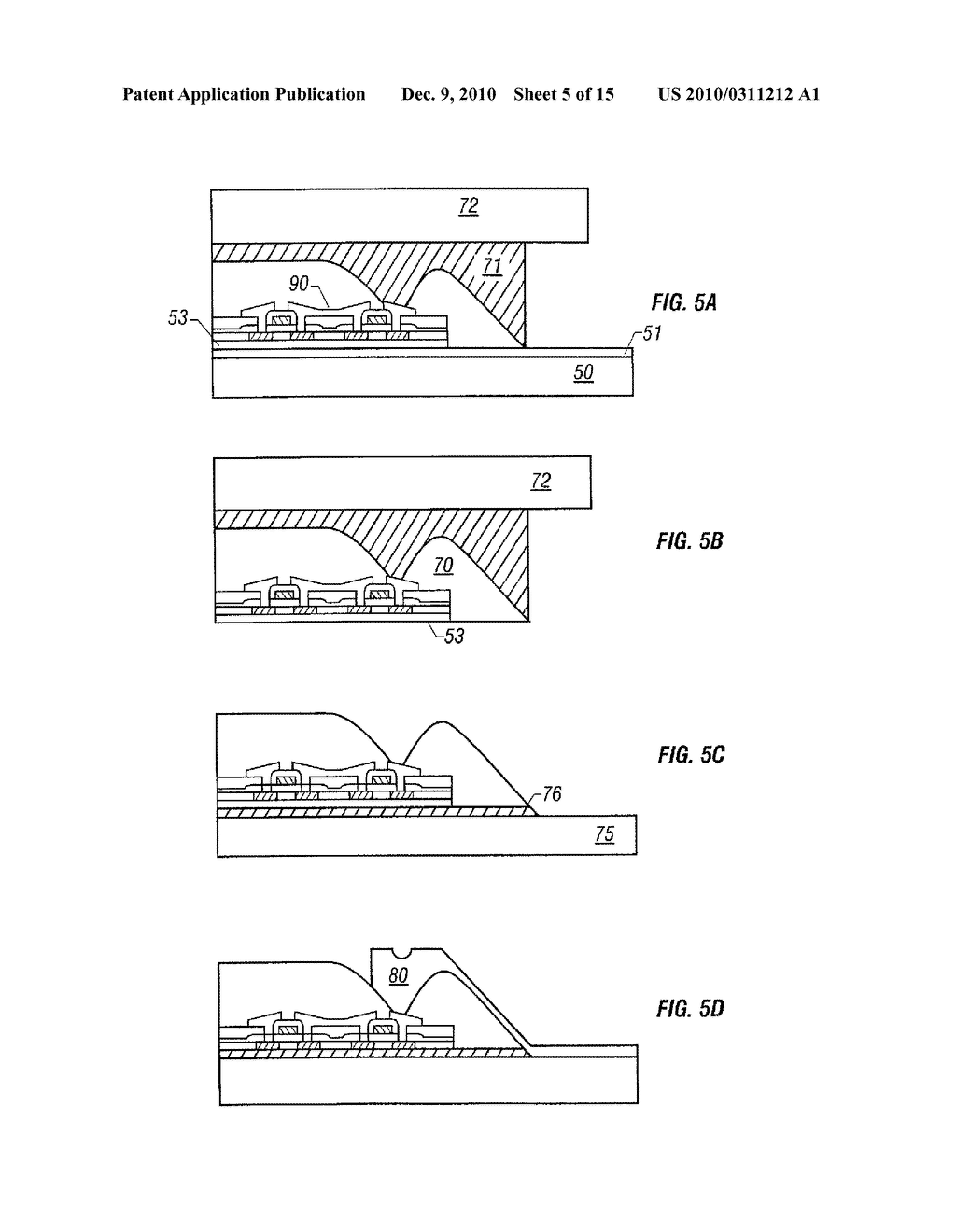 METHOD FOR PRODUCING DISPLAY DEVICE - diagram, schematic, and image 06