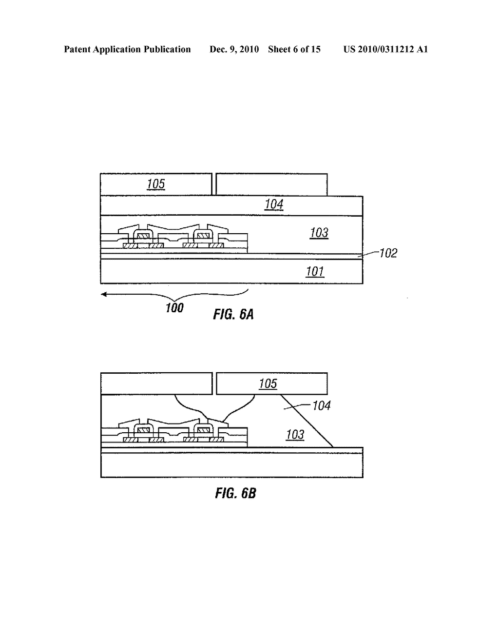 METHOD FOR PRODUCING DISPLAY DEVICE - diagram, schematic, and image 07