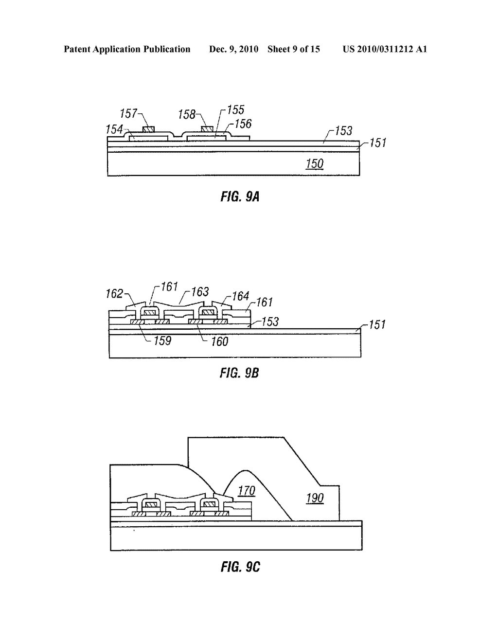 METHOD FOR PRODUCING DISPLAY DEVICE - diagram, schematic, and image 10