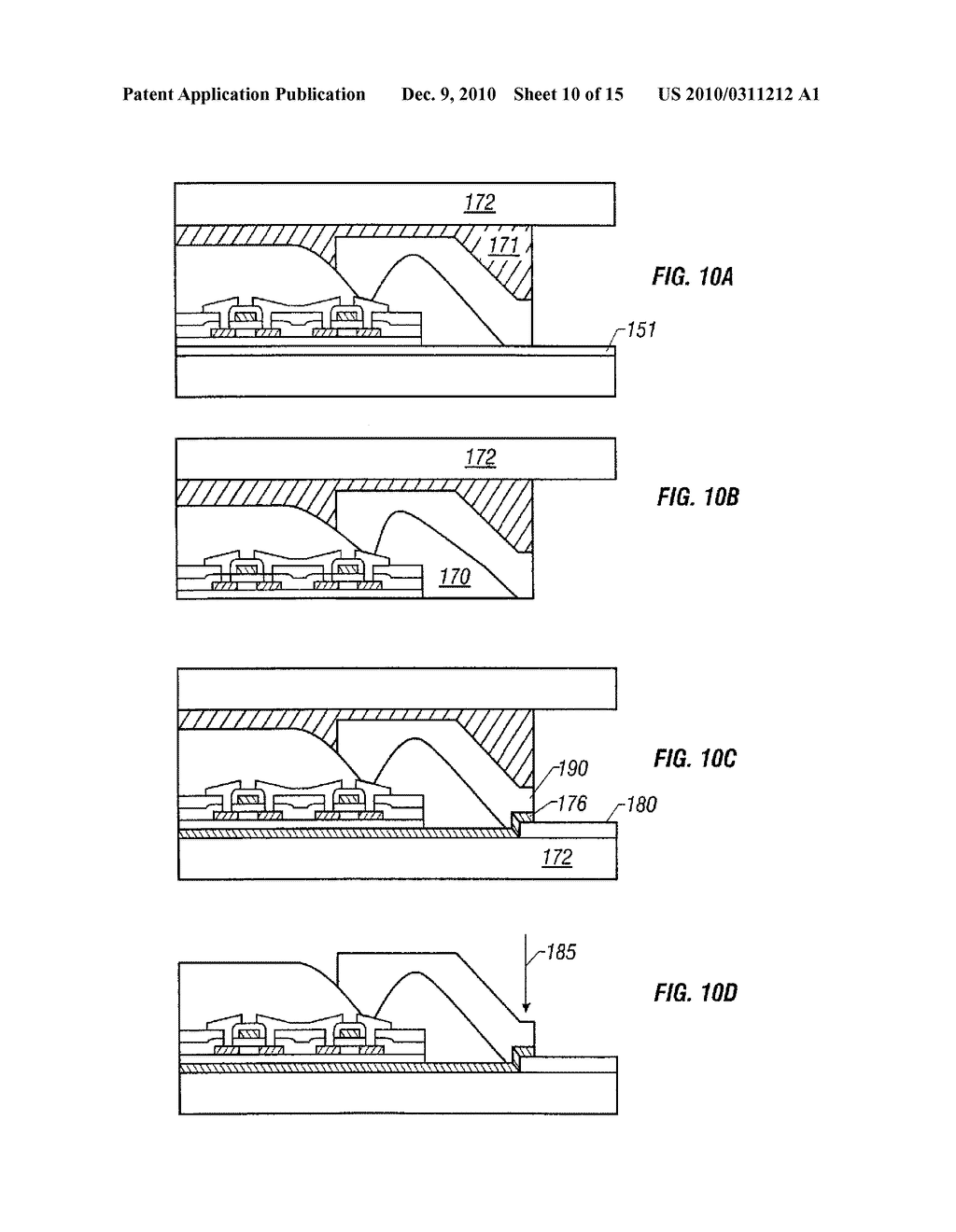 METHOD FOR PRODUCING DISPLAY DEVICE - diagram, schematic, and image 11