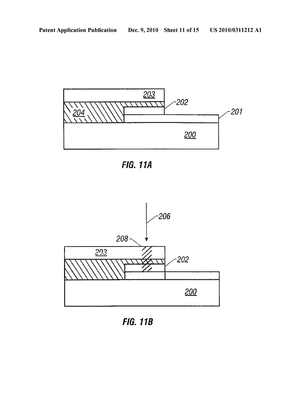 METHOD FOR PRODUCING DISPLAY DEVICE - diagram, schematic, and image 12