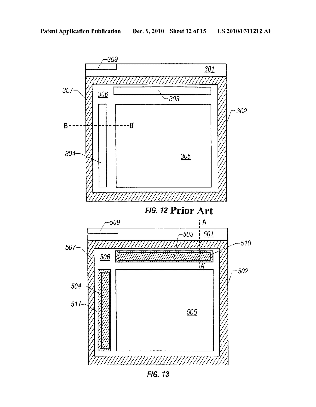 METHOD FOR PRODUCING DISPLAY DEVICE - diagram, schematic, and image 13