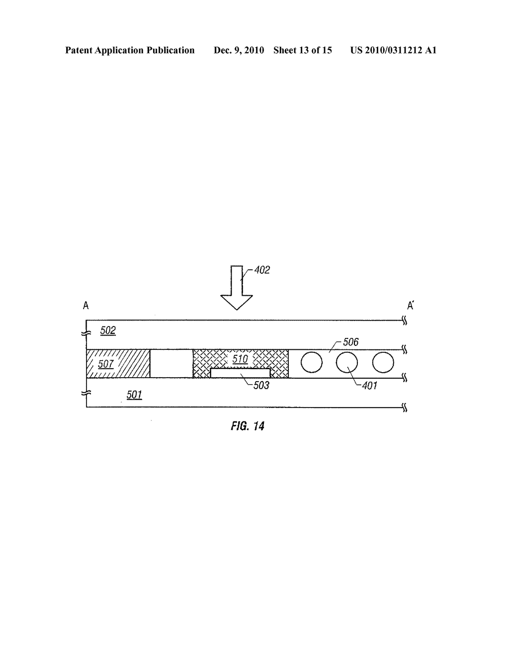 METHOD FOR PRODUCING DISPLAY DEVICE - diagram, schematic, and image 14