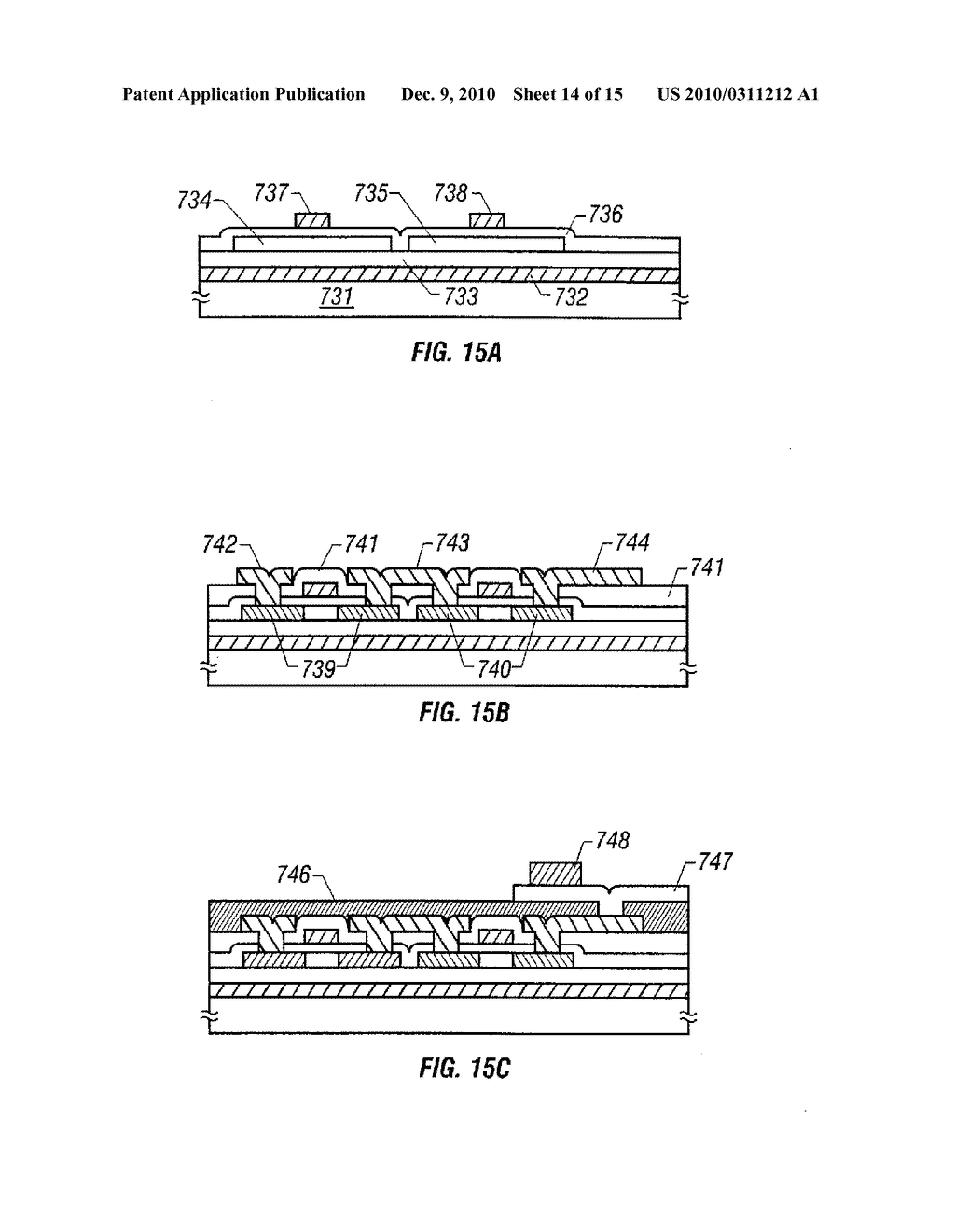 METHOD FOR PRODUCING DISPLAY DEVICE - diagram, schematic, and image 15