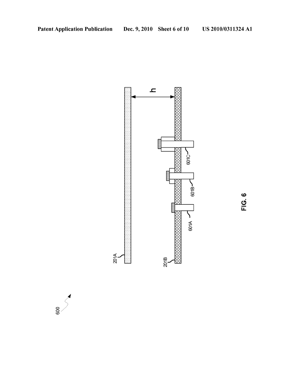 METHOD AND SYSTEM FOR WIRELESS COMMUNICATION UTILIZING ON-PACKAGE LEAKY WAVE ANTENNAS - diagram, schematic, and image 07
