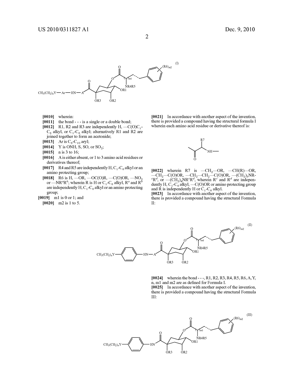 Chlorogenic acid derivatives and their use as anti-fungal agents - diagram, schematic, and image 05