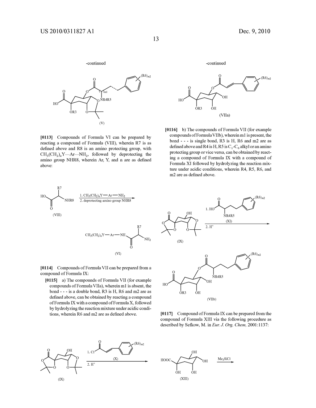 Chlorogenic acid derivatives and their use as anti-fungal agents - diagram, schematic, and image 16