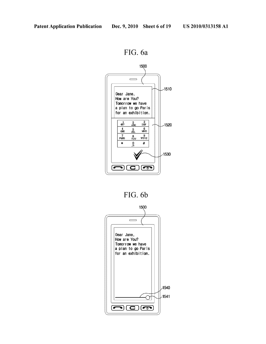 METHOD FOR EDITING DATA IN MOBILE TERMINAL AND MOBILE TERMINAL USING THE SAME - diagram, schematic, and image 07