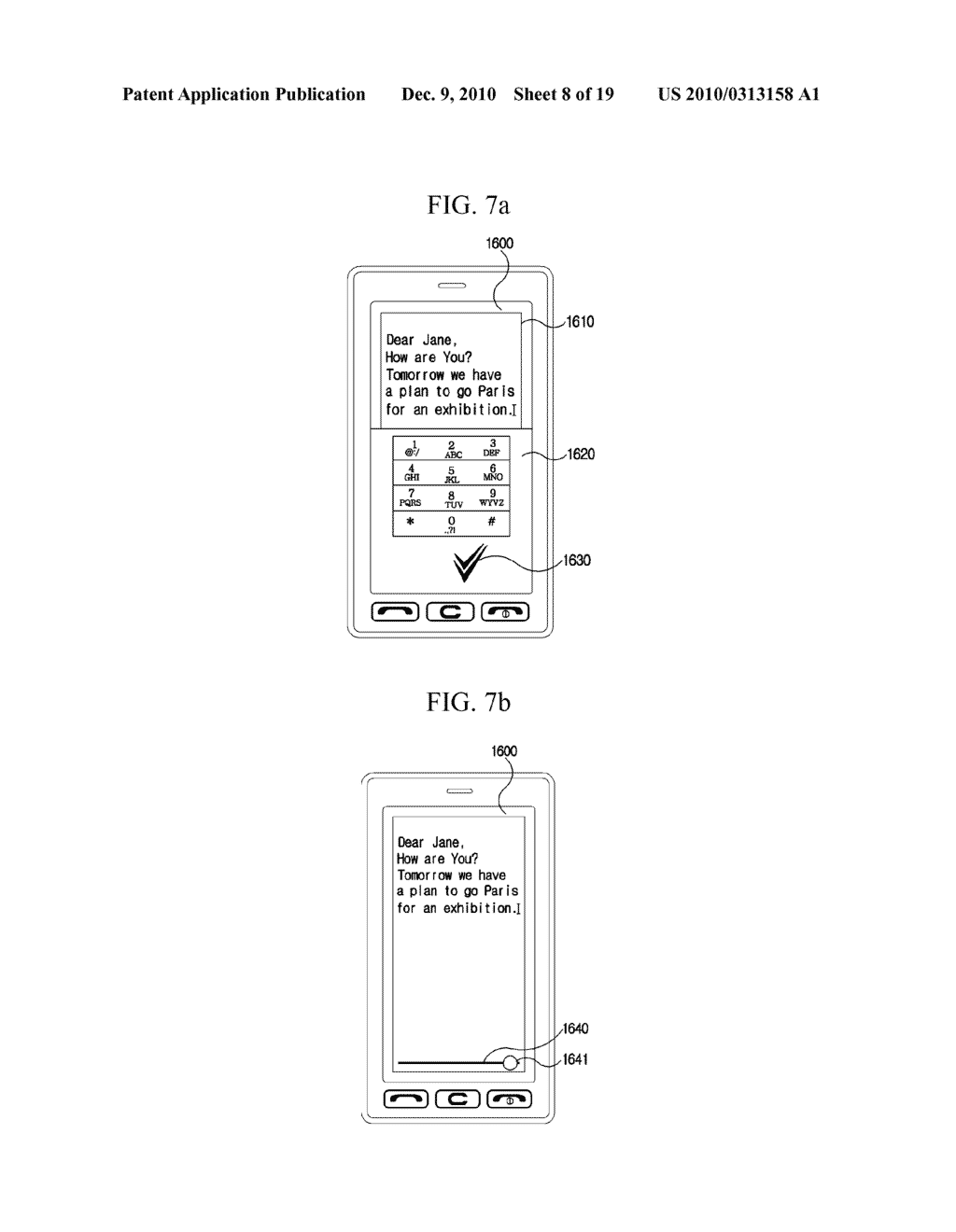 METHOD FOR EDITING DATA IN MOBILE TERMINAL AND MOBILE TERMINAL USING THE SAME - diagram, schematic, and image 09