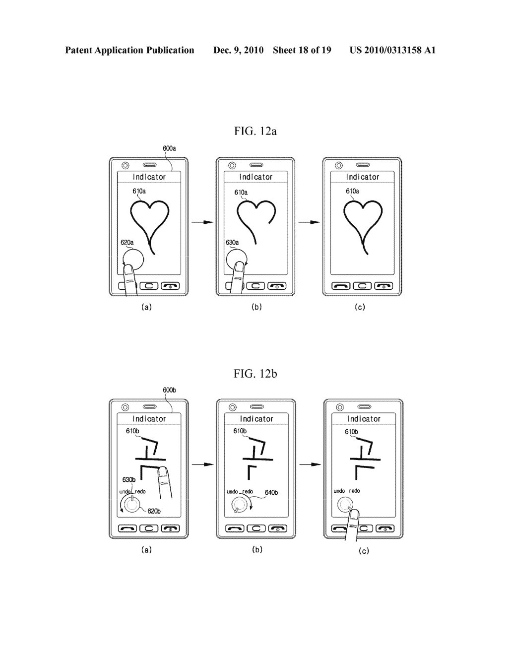 METHOD FOR EDITING DATA IN MOBILE TERMINAL AND MOBILE TERMINAL USING THE SAME - diagram, schematic, and image 19