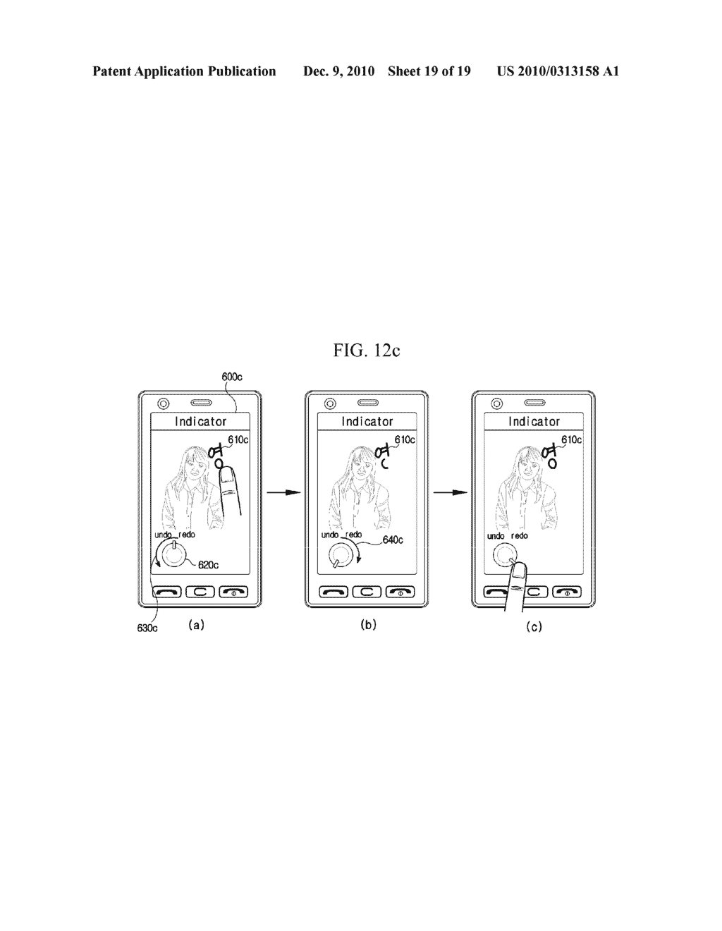 METHOD FOR EDITING DATA IN MOBILE TERMINAL AND MOBILE TERMINAL USING THE SAME - diagram, schematic, and image 20