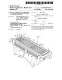BLADE CARTRIDGE GUARD COMPRISING AN ARRAY OF FLEXIBLE FINS EXTENDING IN MULTIPLE DIRECTIONS diagram and image