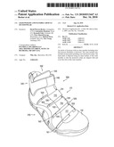Lightweight And Flexible Article Of Footwear diagram and image