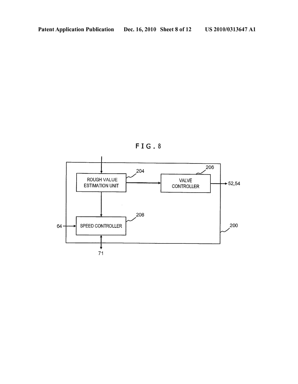 METHOD OF DOWNHOLE CHARACTERIZATION OF FORMATION FLUIDS, MEASUREMENT CONTROLLER FOR DOWNHOLE CHARACTERIZATION OF FORMATION FLUIDS, AND APPARATUS FOR DOWNHOLE CHARACTERIZATION OF FORMATION FLUIDS - diagram, schematic, and image 09