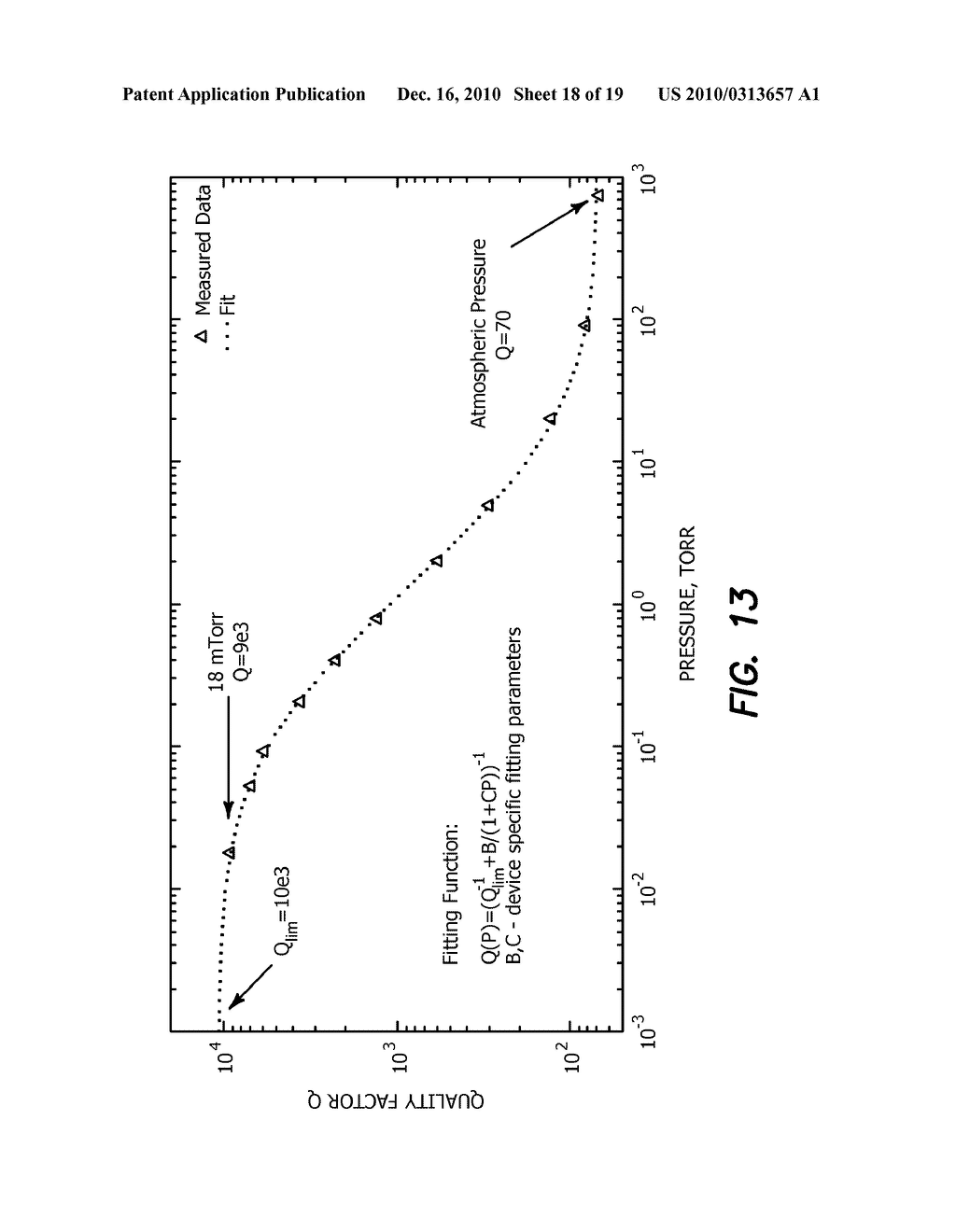 MICROMACHINED TUNING FORK GYROSCOPES WITH ULTRA-HIGH SENSITIVITY AND SHOCK REJECTION - diagram, schematic, and image 19