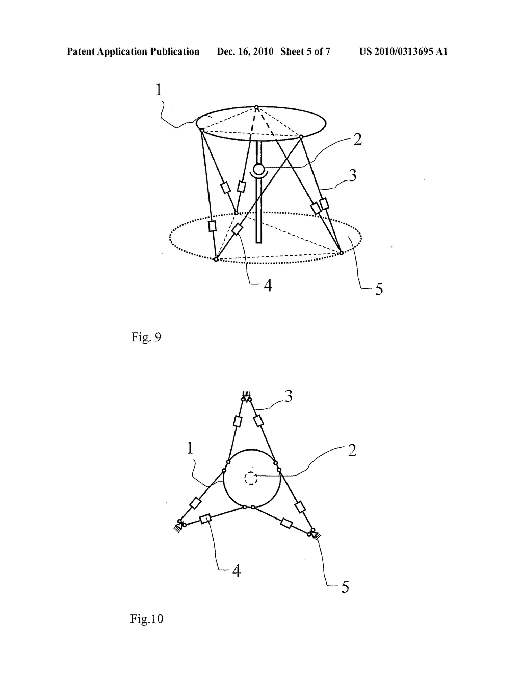 DEVICE FOR A BODY'S SPHERICAL MOTION CONTROL - diagram, schematic, and image 06