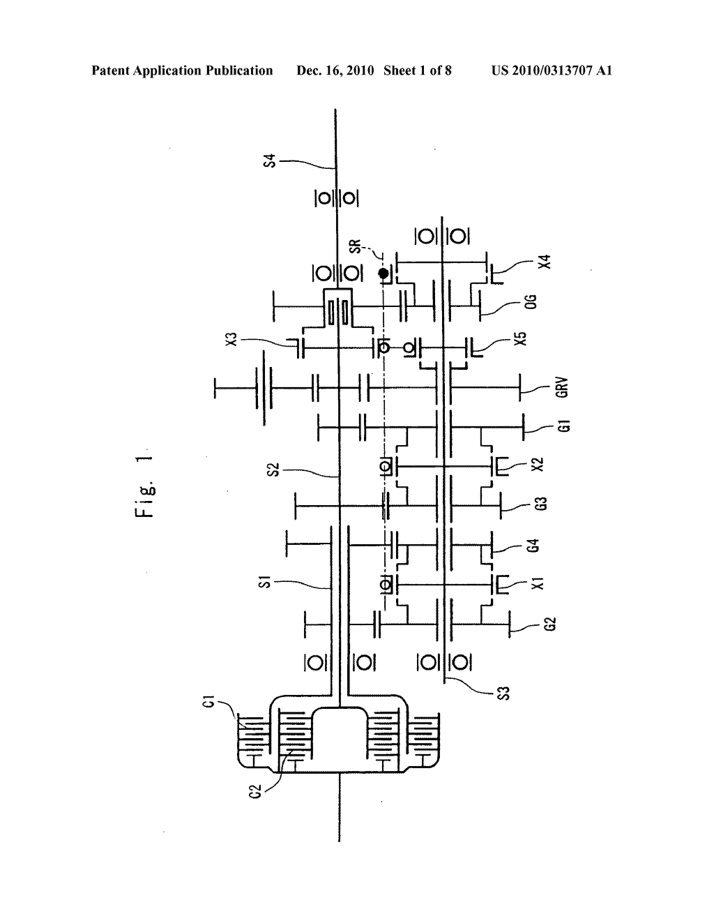Interlocking Mechanism for a Transmission - diagram, schematic, and image 02