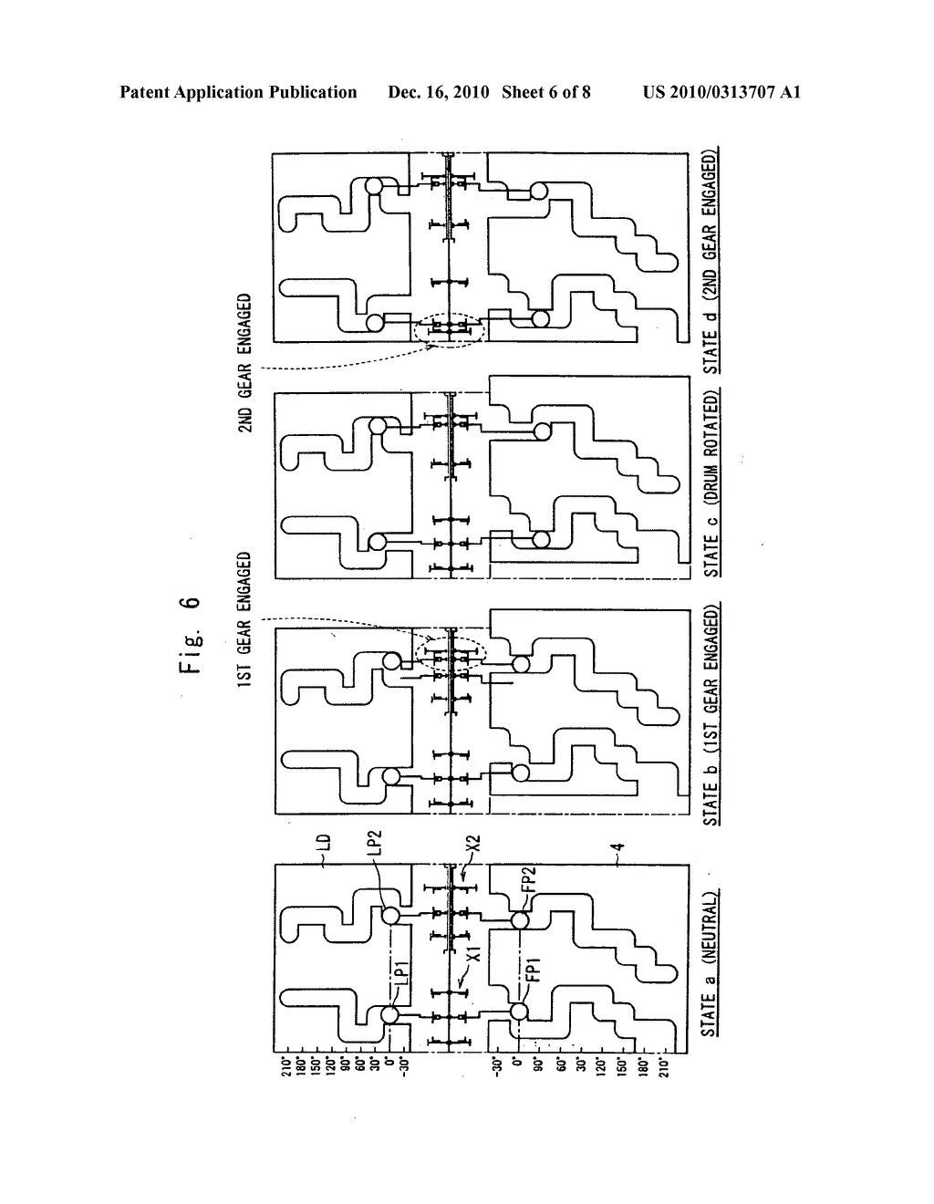 Interlocking Mechanism for a Transmission - diagram, schematic, and image 07