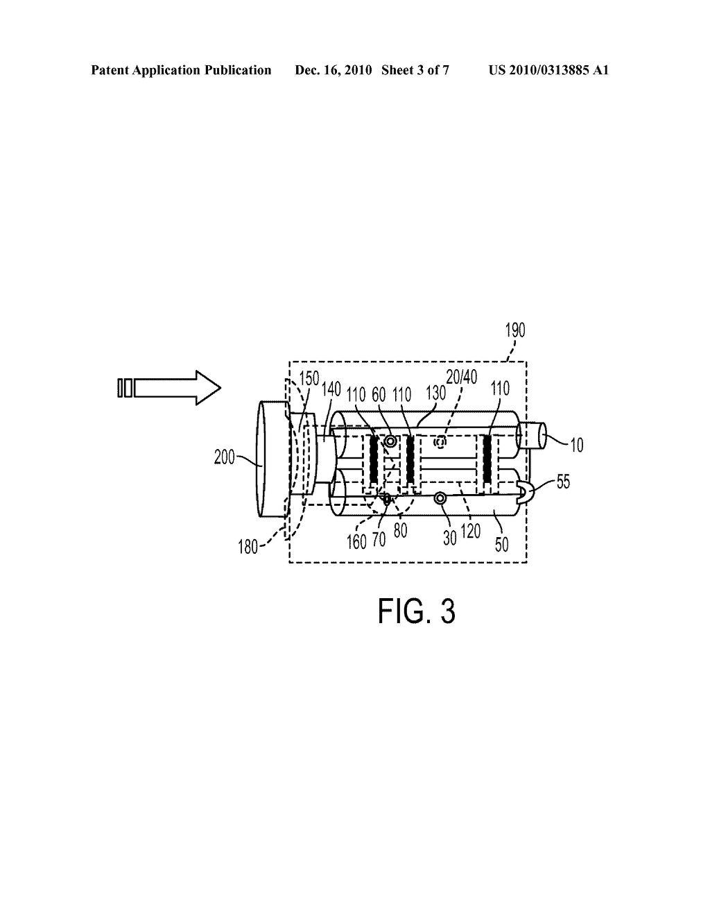 METHOD OF USING A SPOOL VALVE ASSEMBLY FOR DELIVERY OF A GASEOUS DRUG - diagram, schematic, and image 04