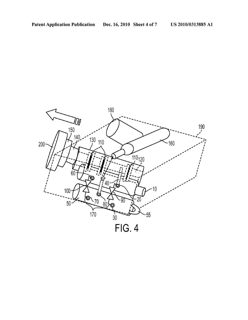 METHOD OF USING A SPOOL VALVE ASSEMBLY FOR DELIVERY OF A GASEOUS DRUG - diagram, schematic, and image 05