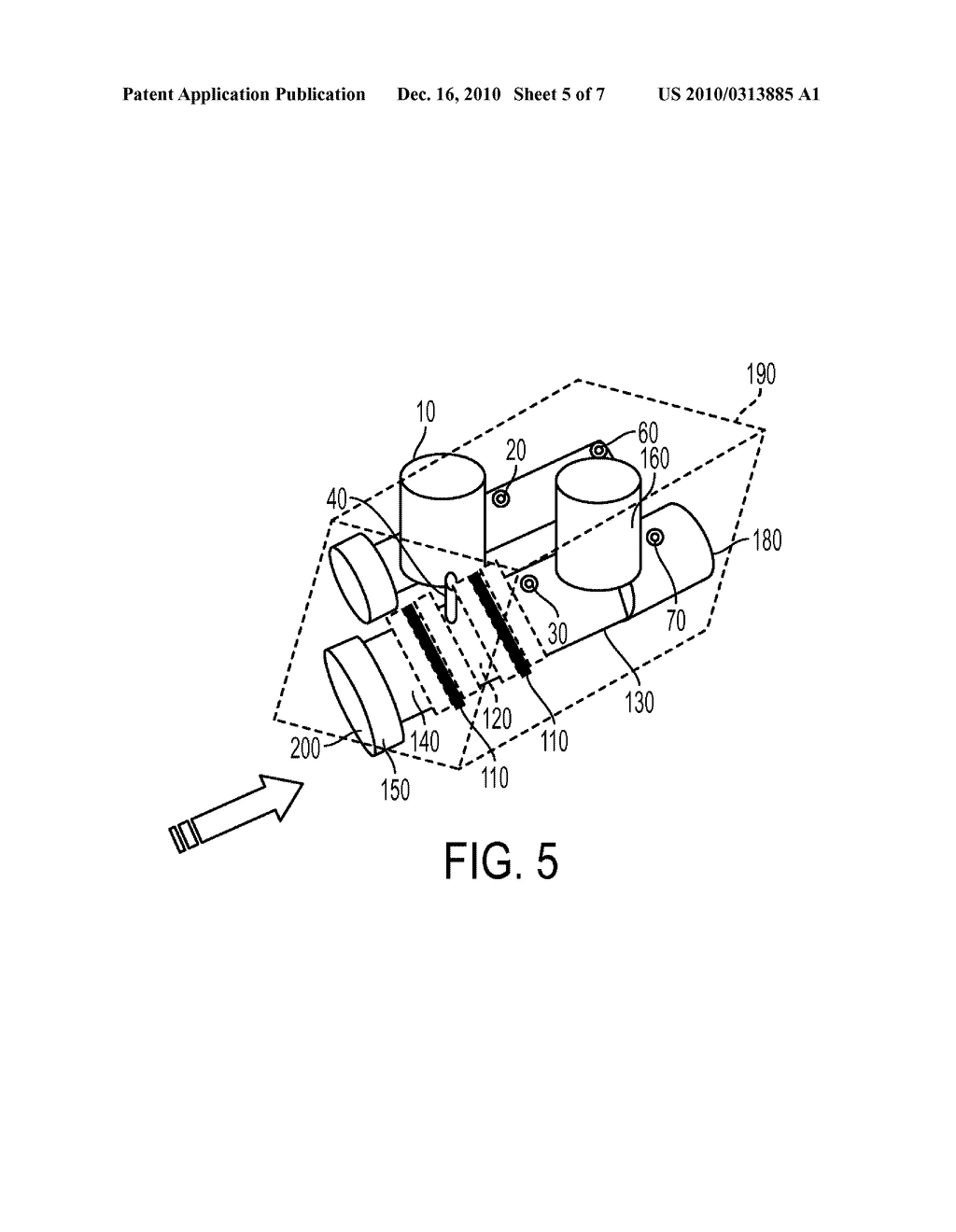 METHOD OF USING A SPOOL VALVE ASSEMBLY FOR DELIVERY OF A GASEOUS DRUG - diagram, schematic, and image 06