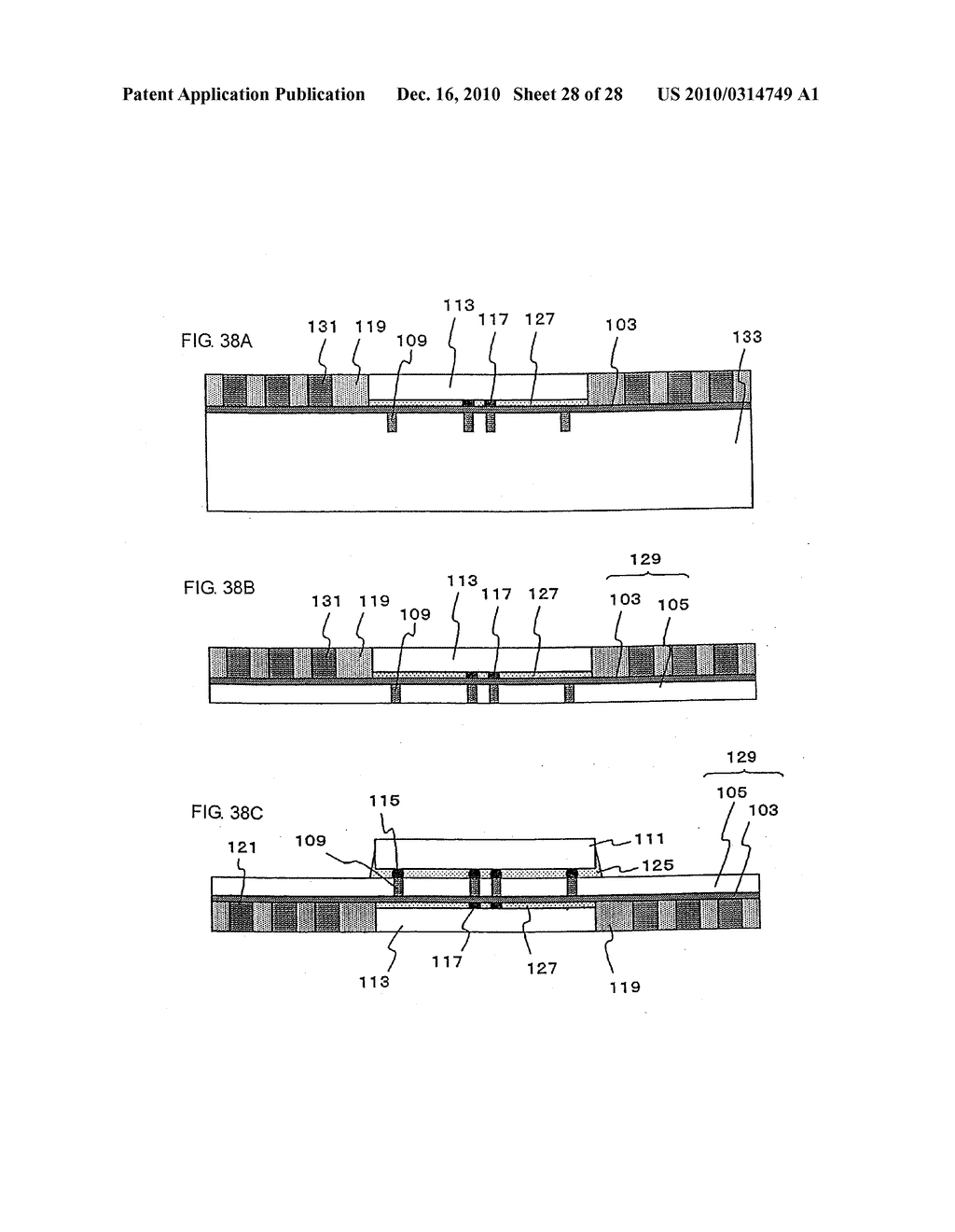 SEMICONDUCTOR DEVICE HAVING A SEALING RESIN AND METHOD OF MANUFACTURING THE SAME - diagram, schematic, and image 29
