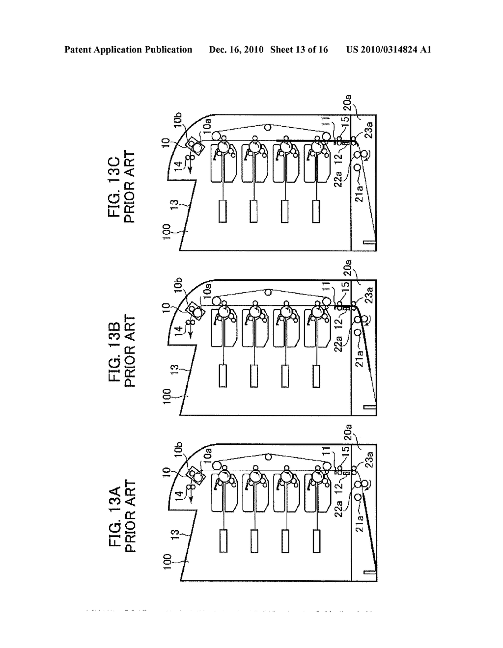 IMAGE FORMING SYSTEM AND CONTROL METHOD THEREFOR, AND CONTROL UNIT FOR IMAGE FORMING APPARATUS - diagram, schematic, and image 14