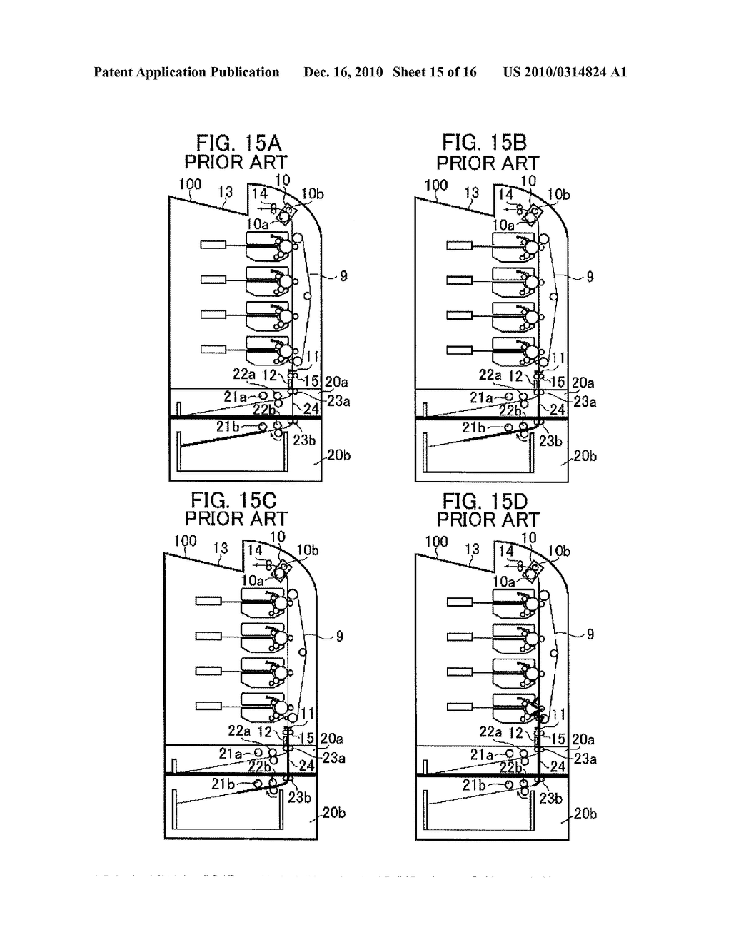 IMAGE FORMING SYSTEM AND CONTROL METHOD THEREFOR, AND CONTROL UNIT FOR IMAGE FORMING APPARATUS - diagram, schematic, and image 16