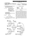 NON-MAJORITY MQCA MAGNETIC LOGIC GATES AND ARRAYS BASED ON MISALIGNED MAGNETIC ISLANDS diagram and image