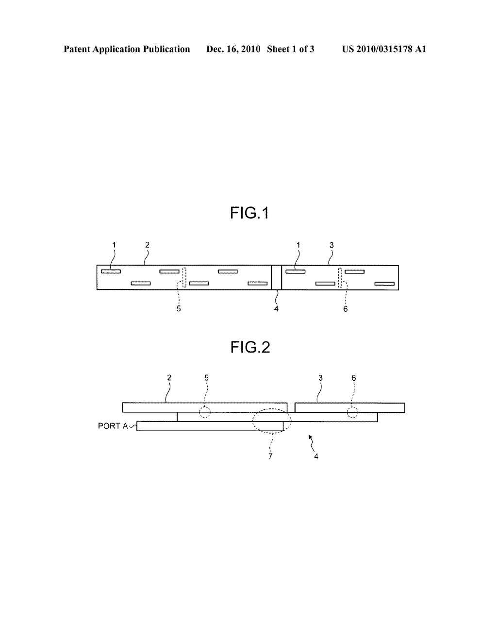 WAVEGUIDE POWER DIVIDER AND METHOD OF MANUFACTURING THE SAME - diagram, schematic, and image 02