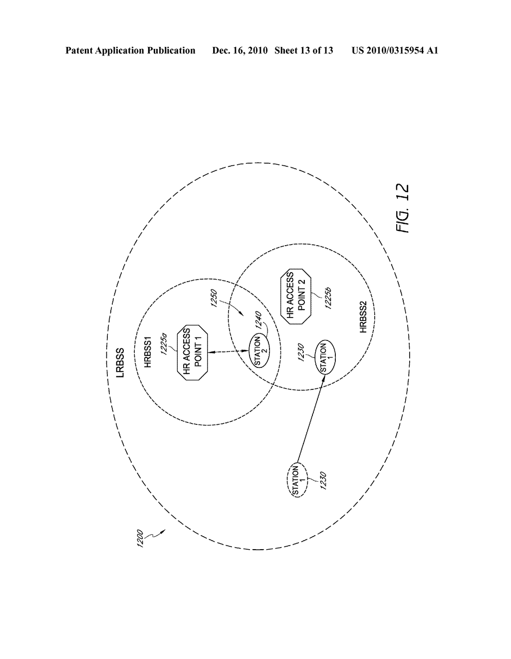 SYSTEM AND METHOD FOR WIRELESS MULTI-BAND NETWORKS ASSOCIATION AND MAINTENANCE - diagram, schematic, and image 14