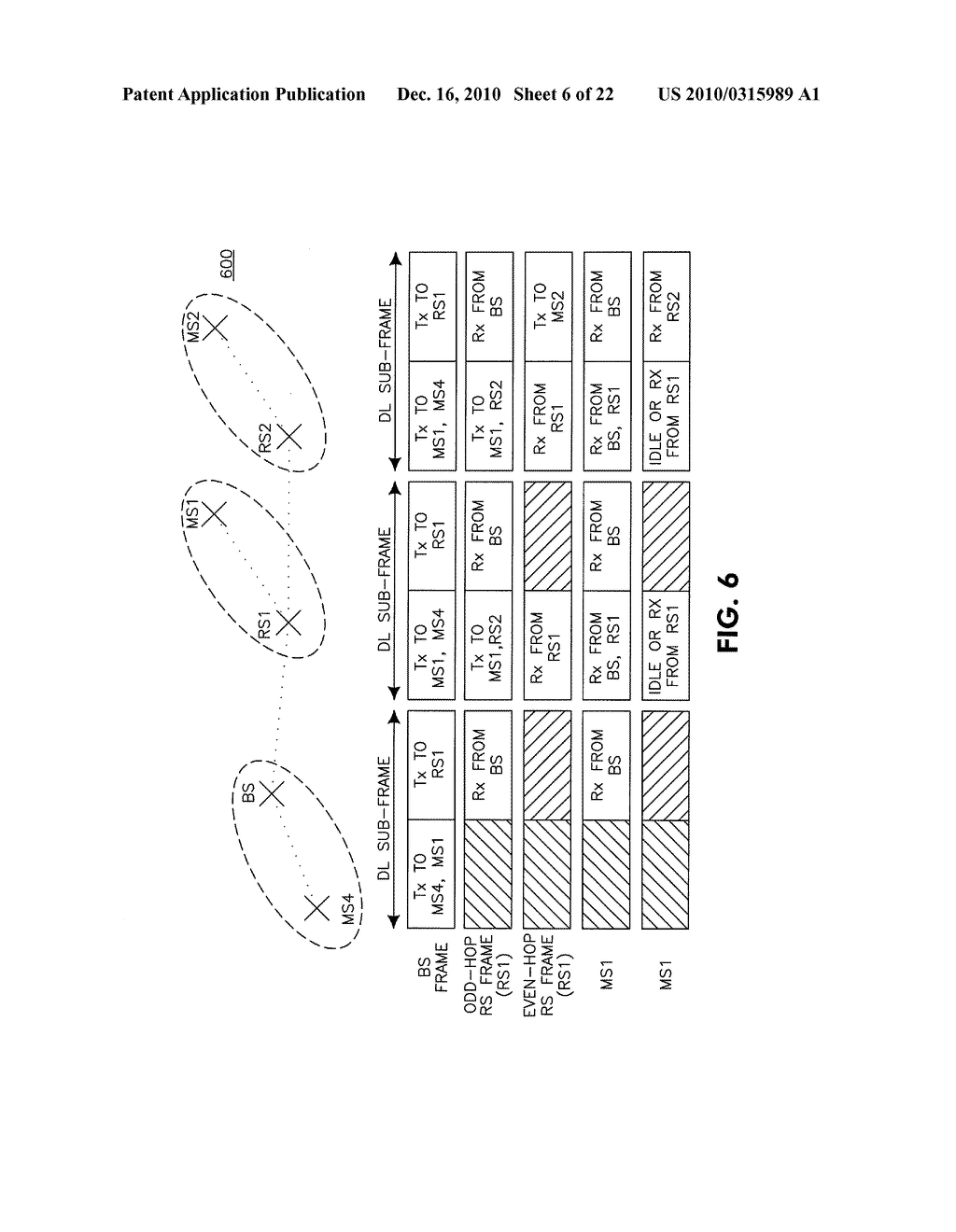 METHOD AND APPARATUS FOR COOPERATIVE RELAYING IN WIRELESS COMMUNICATIONS - diagram, schematic, and image 07