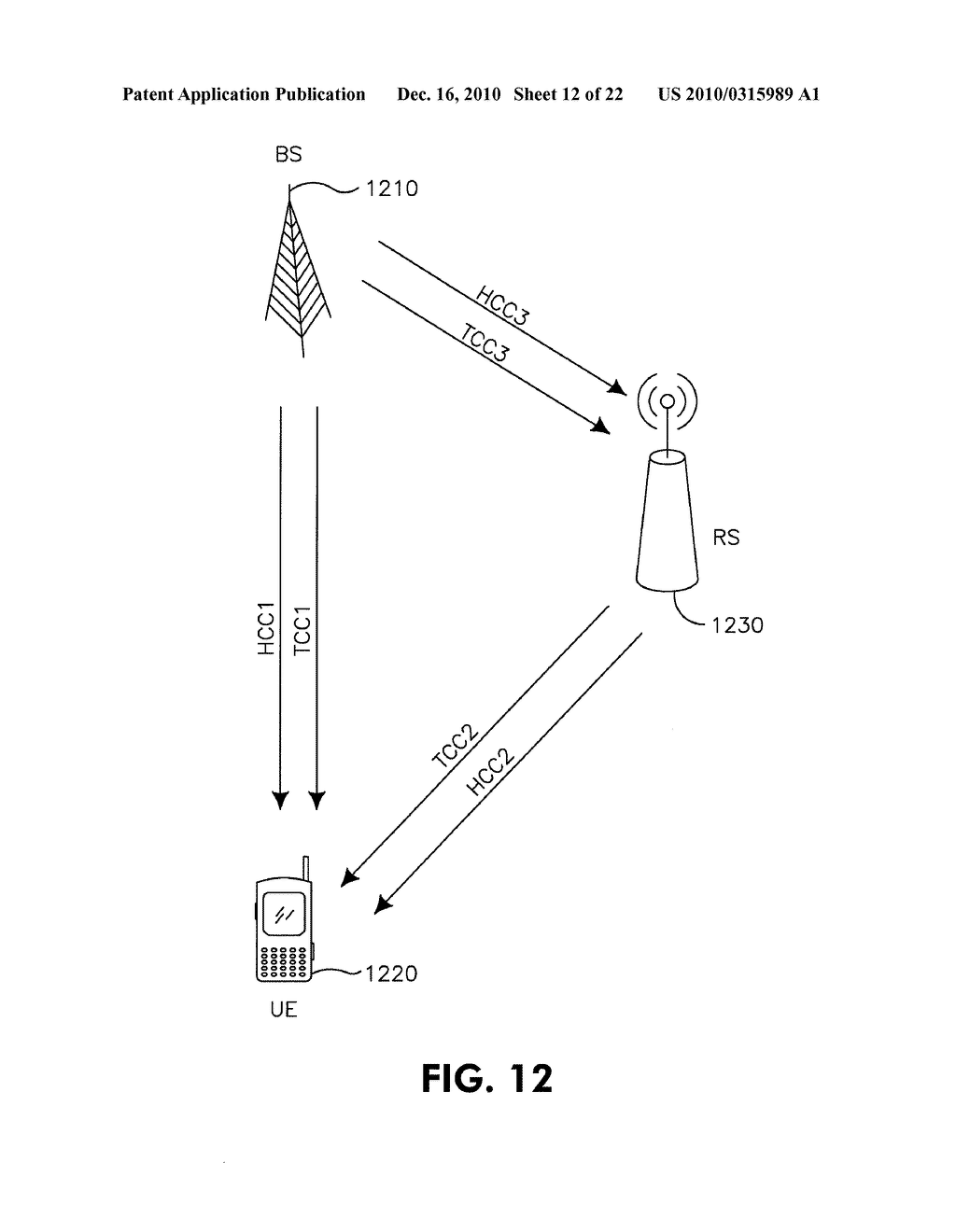 METHOD AND APPARATUS FOR COOPERATIVE RELAYING IN WIRELESS COMMUNICATIONS - diagram, schematic, and image 13
