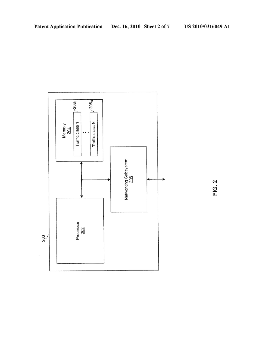 METHOD AND SYSTEM FOR ENERGY-EFFICIENCY-BASED PACKET CLASSIFICATION - diagram, schematic, and image 03