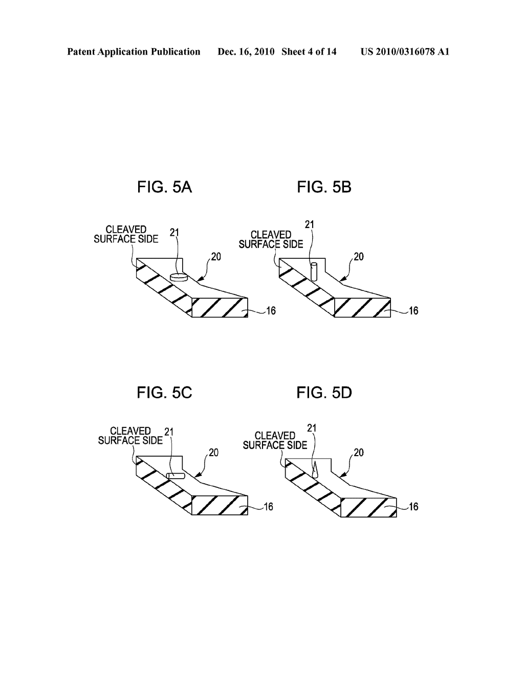 SURFACE PLASMON GENERATING APPARATUS AND METHOD FOR MAKING THE SAME - diagram, schematic, and image 05