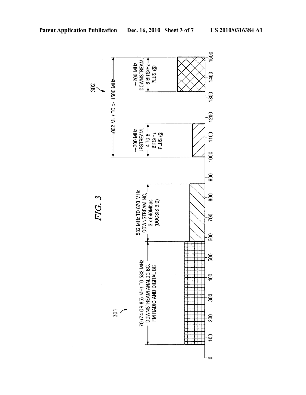 Point-to-multipoint high data rate delivery systems from optical node in HFC systems over existing and advanced coaxial network - diagram, schematic, and image 04