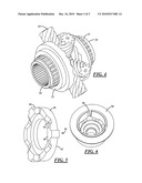 LIMITED SLIP DIFFERENTIAL USING FACE GEARS AND A PINION HOUSING diagram and image
