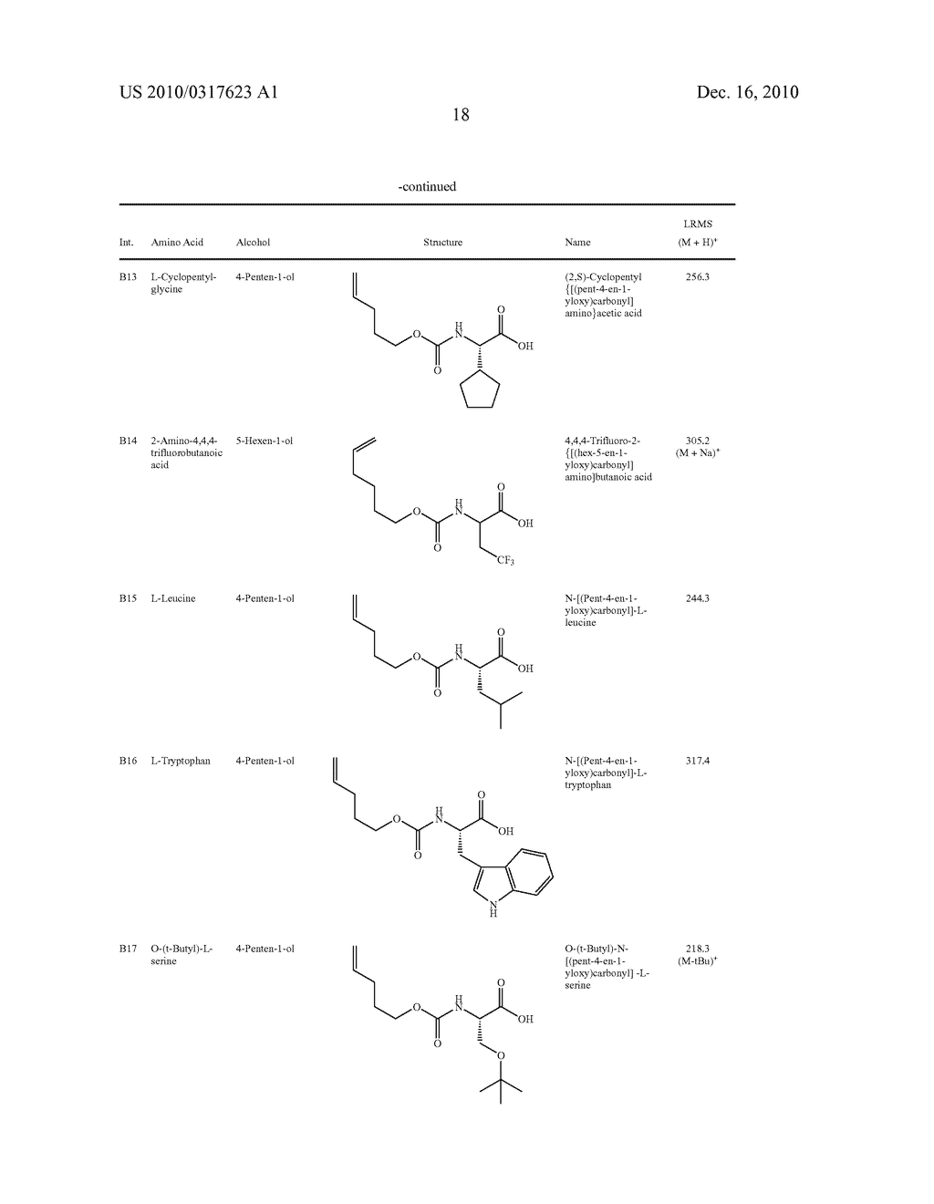 HCV NS3 Protease Inhibitors - diagram, schematic, and image 19