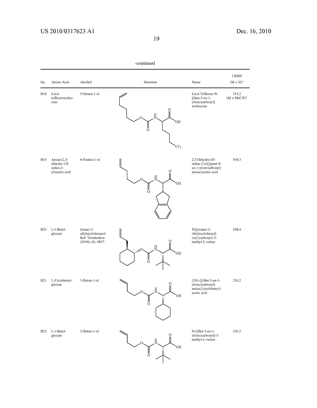 HCV NS3 Protease Inhibitors - diagram, schematic, and image 20