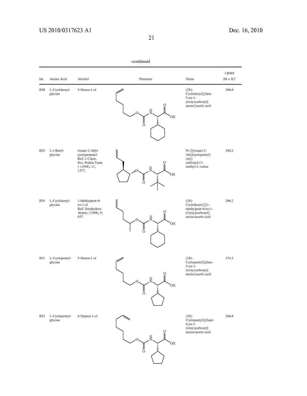 HCV NS3 Protease Inhibitors - diagram, schematic, and image 22
