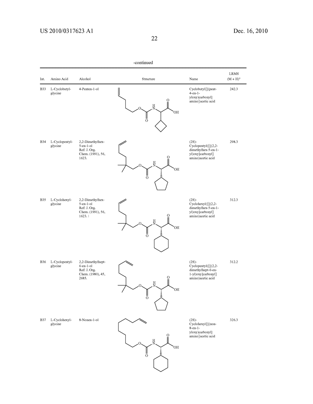 HCV NS3 Protease Inhibitors - diagram, schematic, and image 23