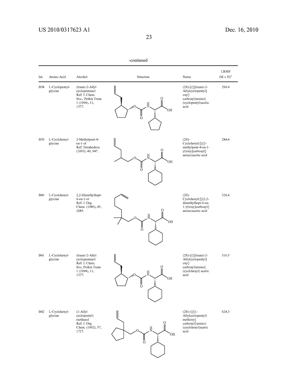 HCV NS3 Protease Inhibitors - diagram, schematic, and image 24